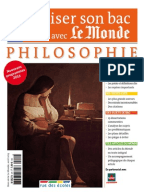 corrig dissertation philo conscience