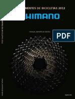 Shimano Dealer Manual 2012 Es