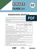 Engenharia Grupo III