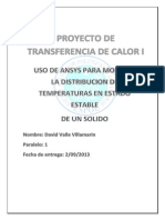 David Valle Proyecto Transfer