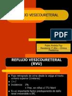 Reflujo Vesicoureteral - Pablo Fay