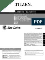 Cirizen Wr100 Manual 2 _ebook
