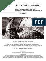 Cartel Maquiavelo Octubre 2013
