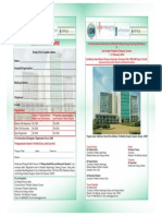 2nd Pediatric Dialysis Course Brochure