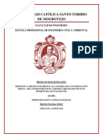 ANTEPROYECTO DISEÑO DE LA RED DE SANEAMIENTO, ALCANTARILLADO Y PAVIMENTACION EN EL CENTRO POBLADO EL AGROPECUARIO.docx