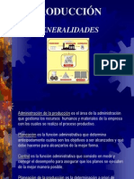 7. Introducción a los procesos de produccion