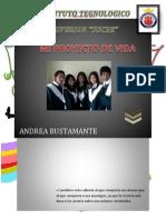 Mi Proyecto de Vida Andrea Bustamante