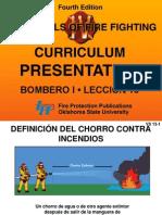 Chorros Contra Incendios