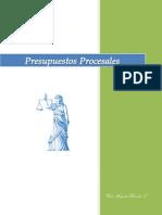 presupuestos procesales