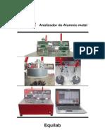 AL 202  Analizador de Aluminio Metal Catálogo 2010