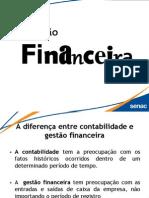 GESTÃO FINANCEIRA.
