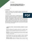 Especificaciones Tecnicas de Construccion, De Planta de Beneficiadero de Cachama