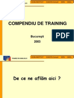 2 Compendiu de training.ppt