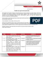 A1 Level 1 Learning Activity 2 - Lista de chekeo - Conocer unos a otros.pdf