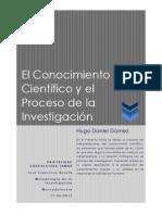 El Conocimiento Científico y el Proceso de la Investigación.docx
