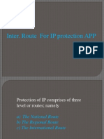 iter route for ipr protection.pptx