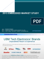 2013 Embedded Market Study Final