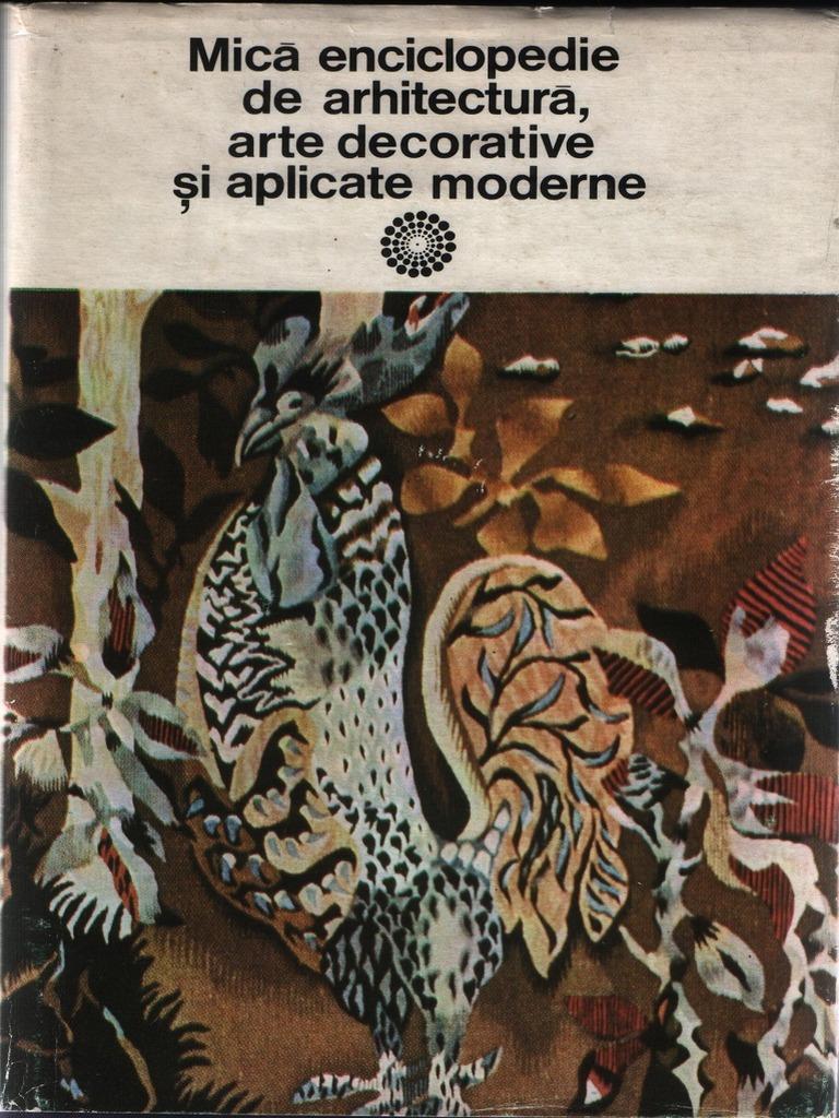 viziune enciclopedie modernă