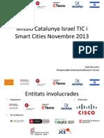 Missió TIC Catalunya Israel 2013
