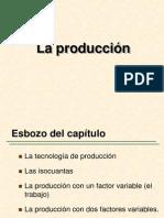 Tema 09 La Produccion