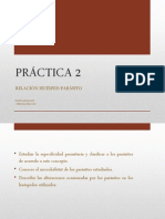 Discusion Final Practica 2. Protozoologia