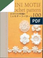 Mini Motif Crochet