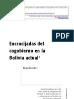 Fornillo Bruno (2008) Bolivia