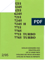 Zetor 5211 7745 Turbo Katalog ND