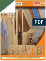 Manual Sauna-finlandesa Inbeca