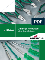 Catalogo 2010 Nicholson