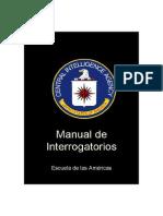 Manual de Interrogatorios Escuela de Las Americas