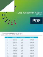 LTE Janadriyah Report
