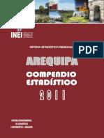 Arequipa compendio estadístico 2011 - INEI