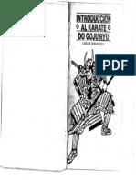 Introducción al Karate Do Goju Ryu - Carlos González