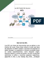 Presentación ACL