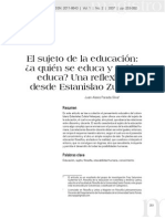 Dialnet-ElSujetoDeLaEducacion-4038530