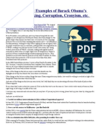 252 Documented Examples of Barack Obama's Lying Lawbreaking Corruption Cronyism Etc.pdf