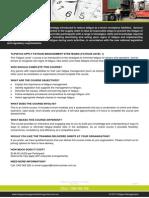 TLIF2010A Fatigue Management Fact Sheet