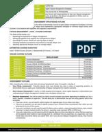 TLIF2010A Fatigue Management Course Outline