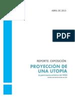 IMSS - Proyeccion de Una Utopia