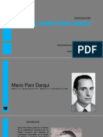 Exposicion Mario Pani