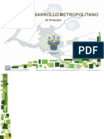 Plan de Desarrollo Metropolitano de Arequipa 2012-2022