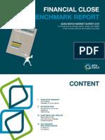 Financial Close Benchmark Report