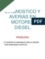 Diagnostico y Averias en Motores Diesel