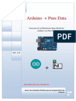 Arduino+Pure Data