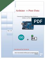 Arduino+Pure Data