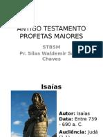 Antigo Testamento - Parte 5-2 - Profetas Maiores