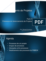 Gerenciamento de Projetos - Parte 2