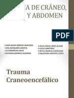 Diapositivas Trauma