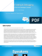 advancedtestinganddebuggingusingthedeveloperconsolewebinar-130403165141-phpapp02